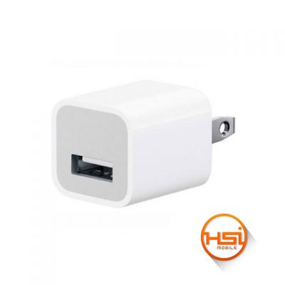 33402957615 Cargador Pared Cubo A1385 Apple Original 5W – Bulk