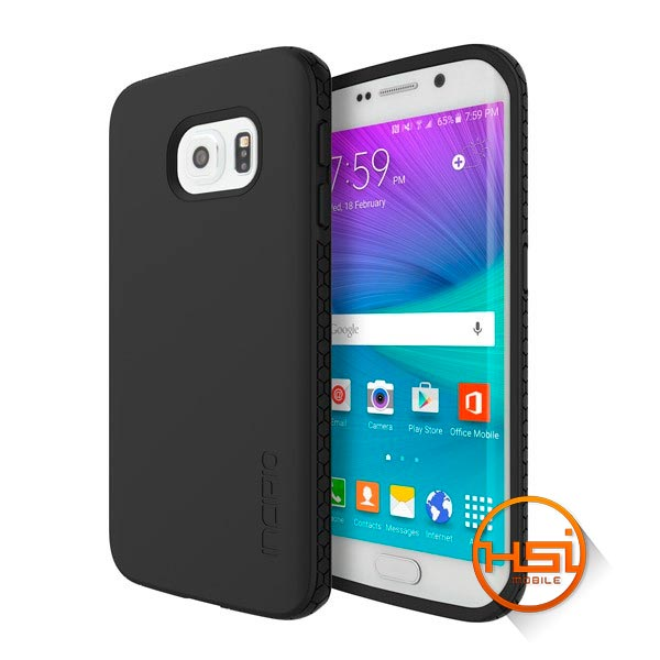 8eca2ac594c Forro Incipio Octane Galaxy S6 Edge - HSI Mobile