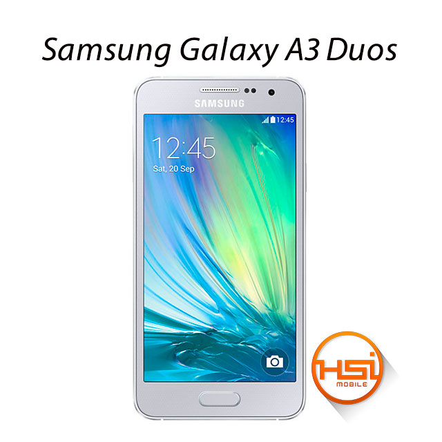 samsung galaxy a3 duos 16gb   hsi mobile