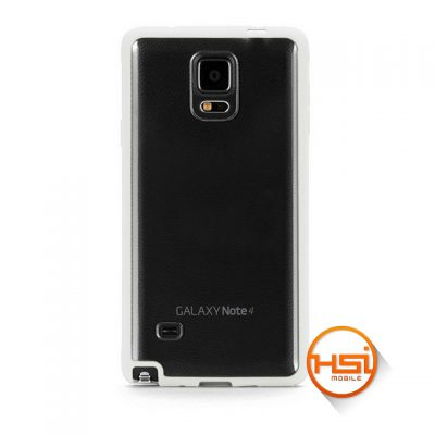 c53305ca510 Forro Griffin Reveal Galaxy Note 4 – Trans / Blanco