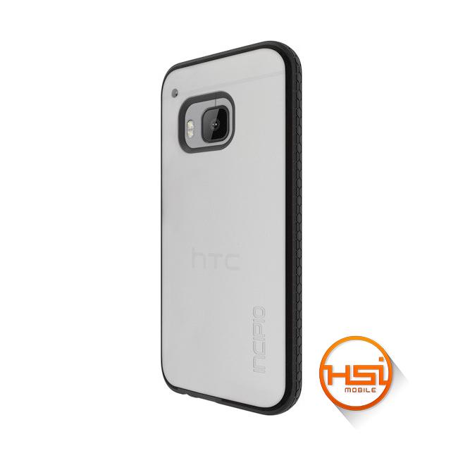 337763e35f9 Forro Incipio Octane HTC ONE M9 - Trans / Negro - HSI Mobile