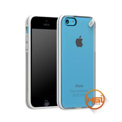 13ae33eed5f Forro Pure Gear Slim Shell iPhone 5c – Trans / Azul