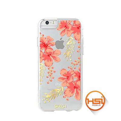 Forro-Skech-Fashion-Iph7P-6SP-Floral-Trans-1