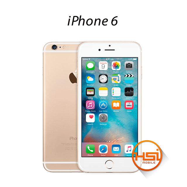 iphone 6 lte 32gb hsi mobile. Black Bedroom Furniture Sets. Home Design Ideas