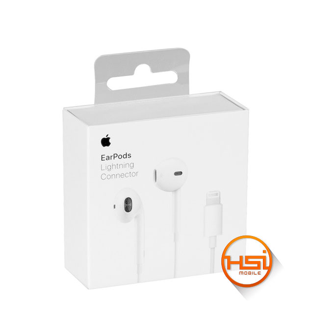 306b0745df9 Audífonos Apple Earpods Original Conector Lightning - Retail - HSI ...