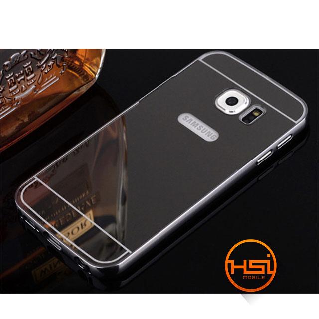 Forro tipo espejo marco aluminio galaxy s7 edge hsi mobile - Aluminio espejo ...