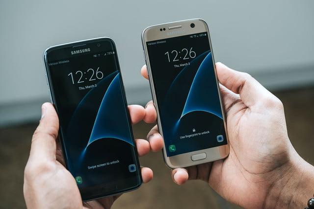 Galaxy S7 / S7 Edge: la espera casi ha terminado para Android Oreo