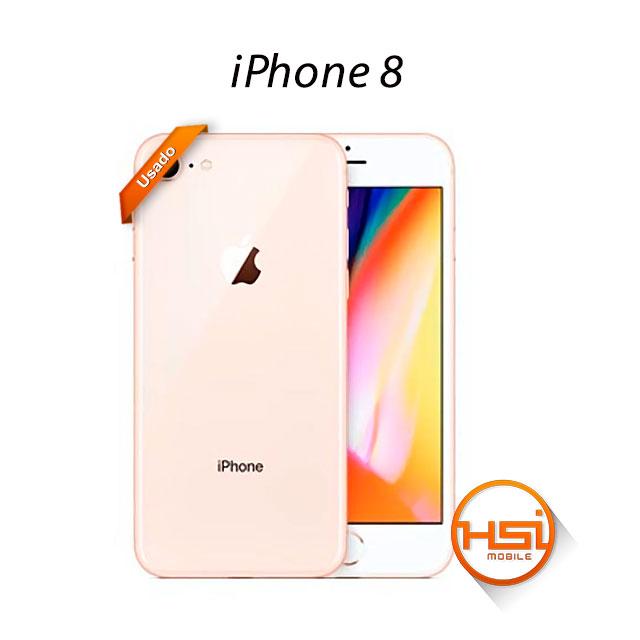 fda45579172 iPhone 8 64GB Usado A+ - HSI Mobile