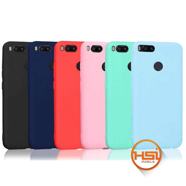 a70d1a0e340 Forro Thin Soft Silicone Case Xiaomi Mi A1 - HSI Mobile