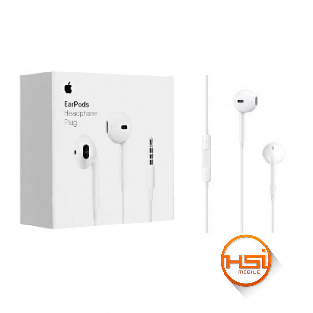 d0888370e35 Audífonos Apple Earpods Conector 3.5mm - Retail - HSI Mobile